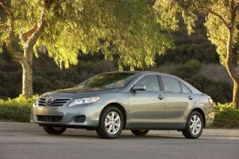 Toyota Camry Mechanical Problems