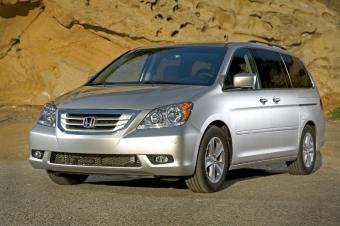 Best Used Minivans
