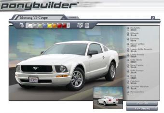 Design a Virtual Car