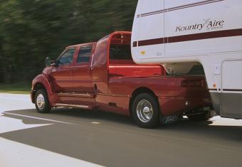 Big Ford Trucks