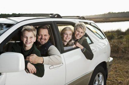 small luxury SUV