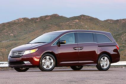 Honda Odyssey Lease >> Lease A New Minivan Colorado Lovetoknow