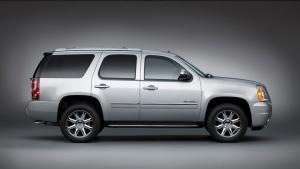 2013 GMC Yukon © General Motors