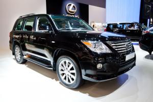 Lexus LX SUV
