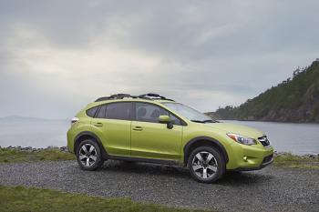 Subaru XV Crosstrek Hybrid © Subaru of America, Inc.