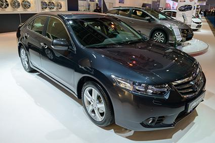 2014 Honda Accord Saloon