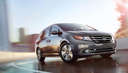 2014 Honda Odyssey | Photo © Honda