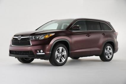 2014 Toyota Highlander | Photo © Toyota