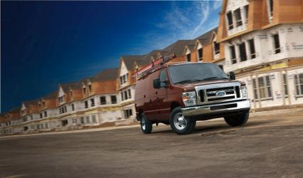 2014 Ford E-150 Van © 2014 The Ford Motor Company