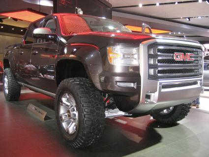 Aftermarket upgrades for pickup trucks