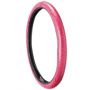 Pink Rattleskin Steering Wheel Cover from CarDecor.com