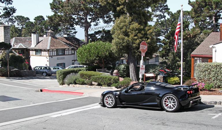 Steven Tyler Car