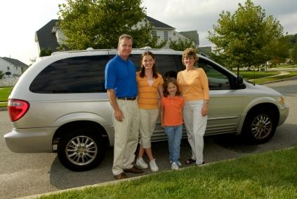 The Family Minivan
