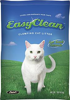 Pestell Pet Products Easy Clean Scoopable Litter