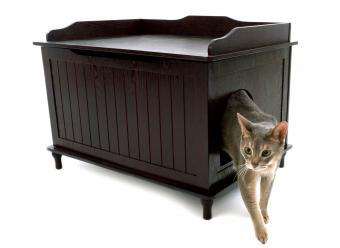 Cat Litter Box Furniture Options