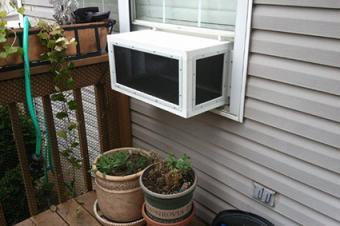 Kitty Peeper Cat Window Patio
