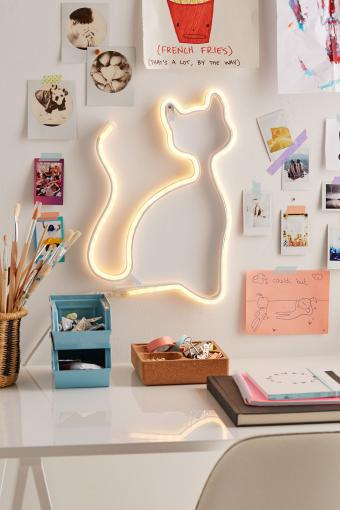 LED Cat Light at Urban Outfitters