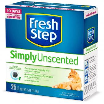 Fresh Step - Simply Unscented Litter