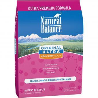 Natural Balance Original Dry Cat Food