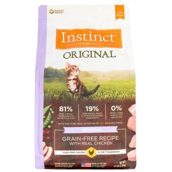 Instinct Original Dry Cat Food by Nature's Variety