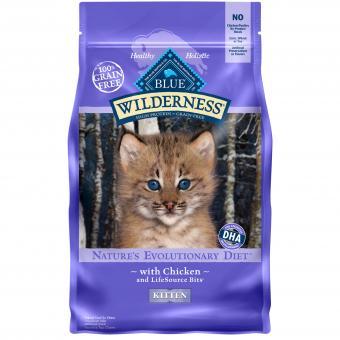 Natural Kitten Dry Cat Food