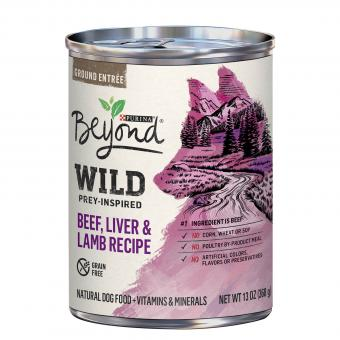 Purina Beyond Wild Wet Cat Food