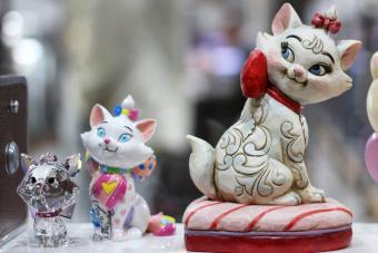Aristocats Figurines