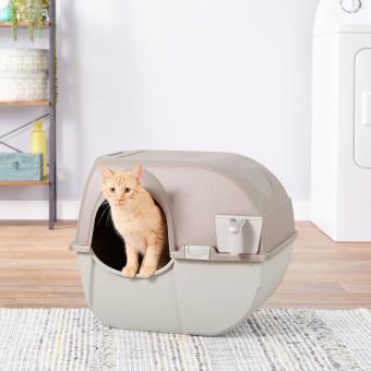 Omega Cat Litter Box