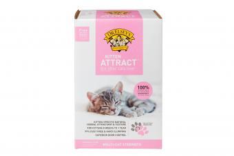 Dr. Elsey's Precious Cat Kitten Attract Clumping Clay Cat Litter, 20lb Box
