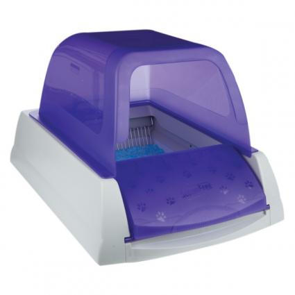Scoop-Free Ultra Automatic Self-Cleaning Litter Box from Petsmart.com