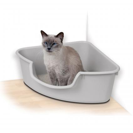 Pioneer Pet SmartCat Corner Litter Box from Kohl's