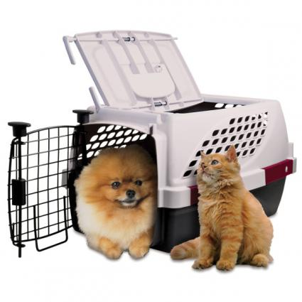 Nature's Miracle Advanced Double Door Pet Suite from PetSmart