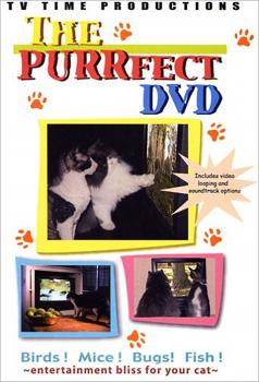 The Purrfect DVD