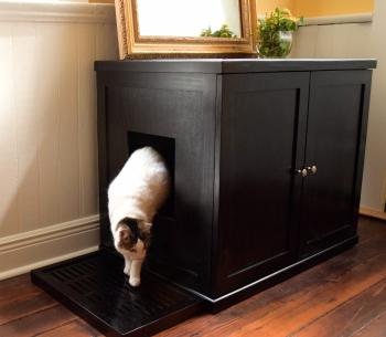 Refined Litter Box