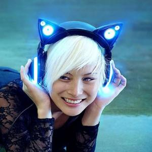 Cat Headphone by Brookstone