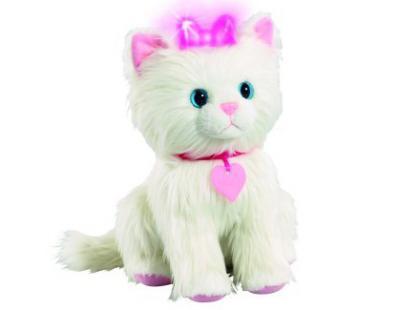 Scruffies Sparkle My Glowing Kitten