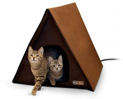 K&H A-Frame Kitty House