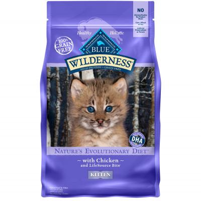 Natural Kitten Dry Cat Food
