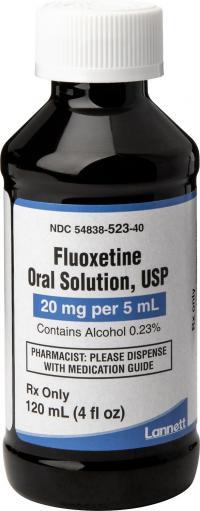 Fluoxetine Oral Solution