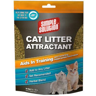 Simple Solution Cat Litter Attractant
