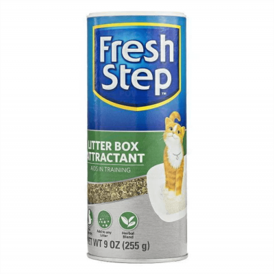 Fresh Step Litter Box Attractant for Cats