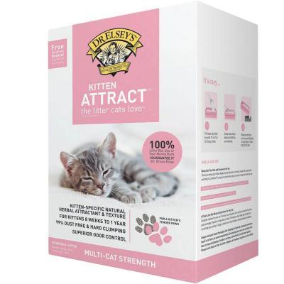 Dr. Elsey's Kitten Attract Training Cat Litter