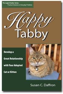 Happy Tabby by Susan Daffron