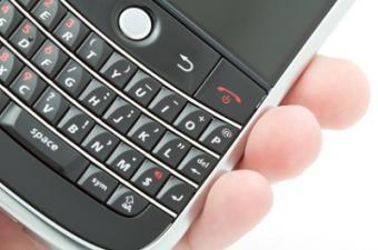 BlackBerry Always Sounds Like It's on Speaker Phone