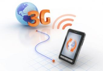 Using a 3G smartphone connection