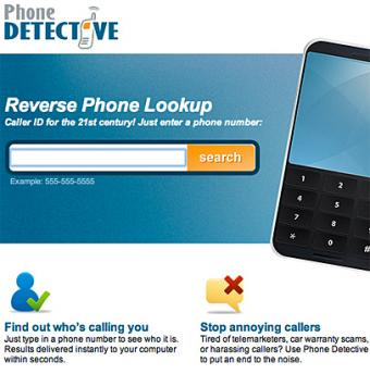 Trace a Mobile Phone Number