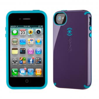 Speck CandyShell purple for iphone 4s