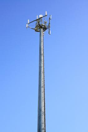 Cell Phone Tower Locations
