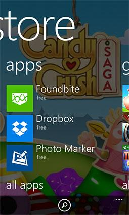 Windows Phone App Store