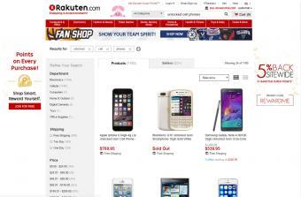 Ratuken website